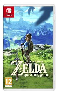 Nintendo Switch The Legend of Zelda Breath of the Wild ENG-Nintendo