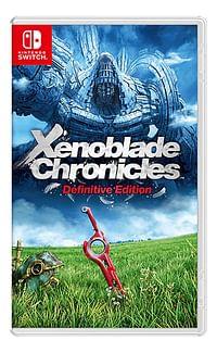 Nintendo Switch Xenoblade Chronicles Definitive Edition ENG-Nintendo