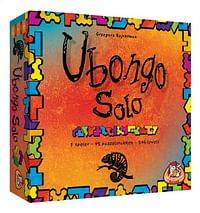 Ubongo Solo-White Goblin Games