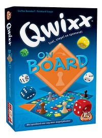 Qwixx On Board-White Goblin Games