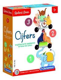Spelend leren: Cijfers-Clementoni
