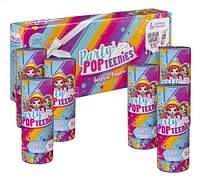 6 Party PopTeenies Surprise Poppers-Spin Master