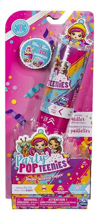 Party PopTeenies Double Surprise Popper-Spin Master