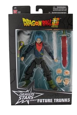Dragon Ball actiefiguur Future Trunks