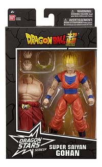 Dragon Ball actiefiguur Super Saiyan Gohan-Bandai