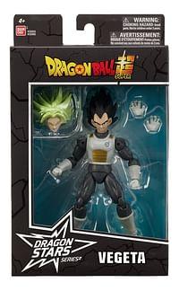 Dragon Ball actiefiguur Vegeta-Bandai