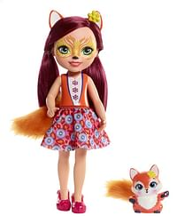 Enchantimals figuur 31 cm - Felicity Fox & Flick-Mattel