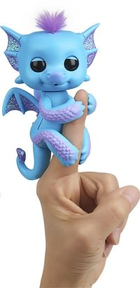 Fingerlings interactieve figuur Baby dragon - Tara-Wowwee