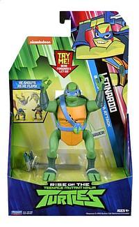 Rise of the Teenage Mutant Ninja Turtles actiefiguur Back Flip Ninja Attack Leonardo-Giochi Preziosi