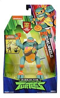 Rise of the Teenage Mutant Ninja Turtles actiefiguur Pop-Up Ninja Attack Michelangelo-Giochi Preziosi