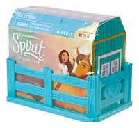 Speelset Spirit Mini Paard met omheining-Giochi Preziosi