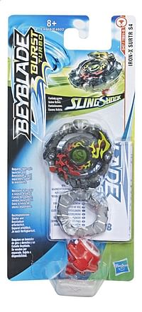 Beyblade draaitol Burst Turbo SlingShock Iron X Surtr S4-Hasbro