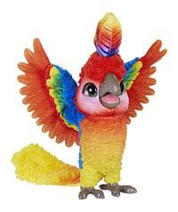 FurReal interactieve knuffel Rock-a-Too de papegaai-FurReal