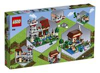 LEGO Minecraft 21161 De Crafting Box 3.0-Lego