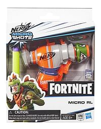 Nerf blaster Fortnite MicroShots Micro RL-Nerf
