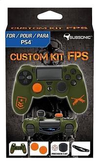Subsonic Custom Kit FPS voor PS4-Subsonic