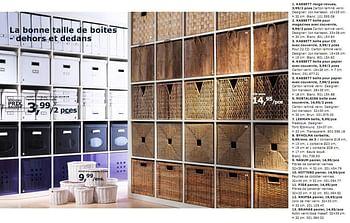 Promotion Ikea Nostalgisk Boite Avec Couvercle Produit Maison Ikea Menage Valide Jusqua 4 Promobutler