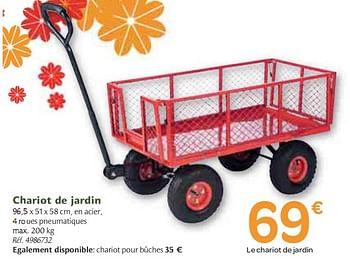 Promotion Carrefour Chariot De Jardin Produit Maison Carrefour Jardin Et Fleurs Valide Jusqua 4 Promobutler