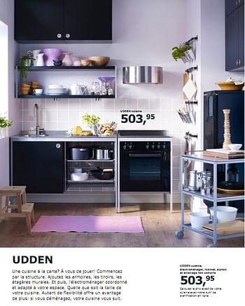 Ikea Promotie Udden Cuisine Huismerk Ikea Keuken En Badkamer Geldig Tot 31 07 11 Promobutler