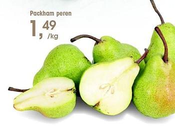 Spar Promotie Packham Peren Huismerk Spar Etenswaren Geldig Tot 05 04 11 Promobutler