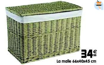 Promotion Gifi La Malle Produit Maison Gifi Menage Valide Jusqua 4 Promobutler
