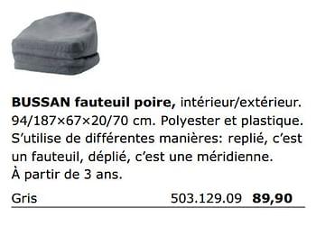 Promotion Ikea Bussan Fauteuil Poire Produit Maison Ikea Jardin Et Fleurs Valide Jusqua 4 Promobutler