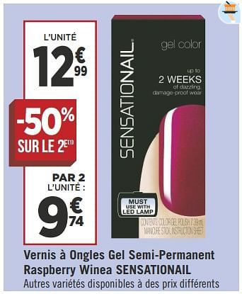 Faux Ongles Geant Casino