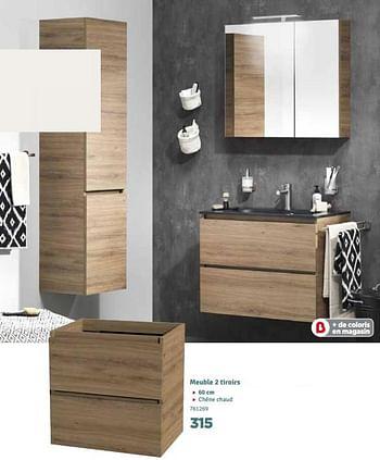 Promotion Mr Bricolage Meuble 2 Tiroirs Produit Maison Mr Bricolage Cuisine Salle De Bain Valide Jusqua 4 Promobutler