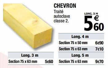 Promotion Brico Depot Chevron Produit Maison Brico Depot Bricolage Valide Jusqua 4 Promobutler