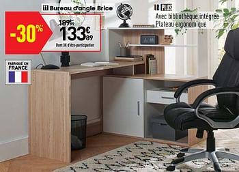 Promotion Conforama Bureau D Angle Brice Produit Maison Conforama Meubles Valide Jusqua 4 Promobutler