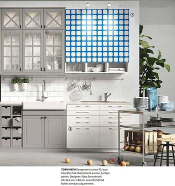 Promotion Ikea Tornviken Rangement Ouvert Produit Maison Ikea Cuisine Salle De Bain Valide Jusqua 4 Promobutler