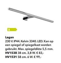 Lagan-Huismerk - Kvik