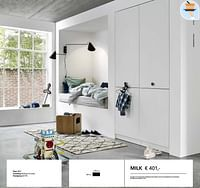 Deur milk-Huismerk - Kvik
