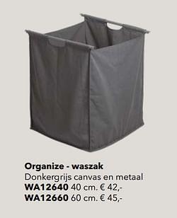Organize - waszak