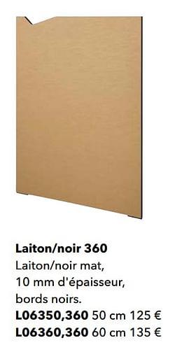 Laiton-noir 360