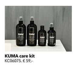 Kuma care kit