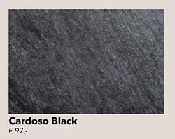 Cardoso black