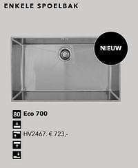 Eco 700-Huismerk - Kvik