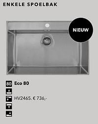 Eco 80-Huismerk - Kvik