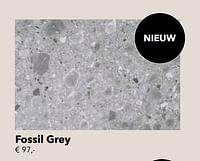 Fossil grey-Huismerk - Kvik