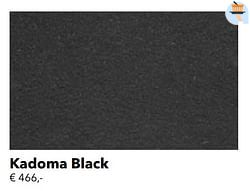 Kadoma black