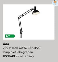 Verlichting arki-Huismerk - Kvik