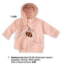 Newborn jas-Huismerk - Zeeman