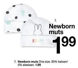 Newborn muts