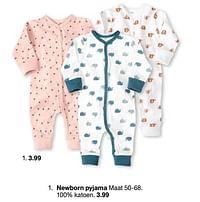 Newborn pyjama-Huismerk - Zeeman