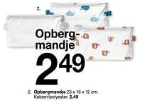 Opbergmandje-Huismerk - Zeeman