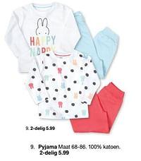 Pyjama-Huismerk - Zeeman