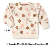 Sweater-Huismerk - Zeeman