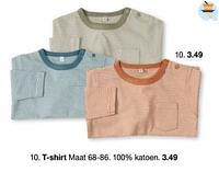 T-shirt-Huismerk - Zeeman