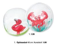 Opblaasbal-Huismerk - Zeeman